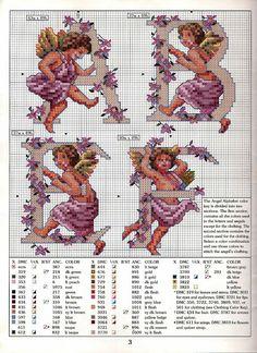 Cantinho das Artes Manuais: Monogramas