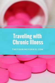 Traveling  with Chronic Illness. Tips for travel with Chronic Fatigue Syndrome, Leaky Gut and IBS. Support for anyone with an autoimmune disorder who wants to  travel.