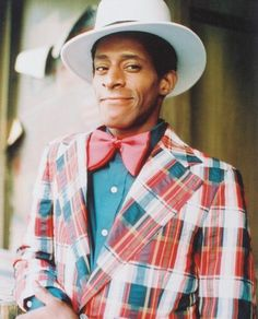 "Antonio Fargas - ""Huggy Bear"" from the '70s TV show ""Starsky and Hutch"""
