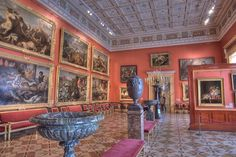 Room of Flemish Art