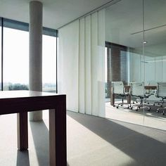 #Panel #track #blinds, also known as #sliding #window #panels or panel tracks, #Marvi #Interiors