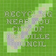 Recycling Near You - City of Melville Council