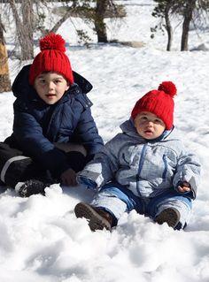 Free patterns knit hats