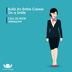 Vision Aviation Academy - Build An Entire Career On a Smile Get Certification Training In - Airline | Airport | Hotel | Travel | Tourism  Call: 7090226999  #Tourism #Hospitality #Aviation #Airline #Hotel #Travel #Airport #cabincrew #flightattendant #airhostess