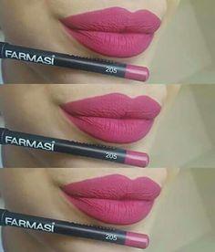 crayon à lèvre n°205 Farmasi