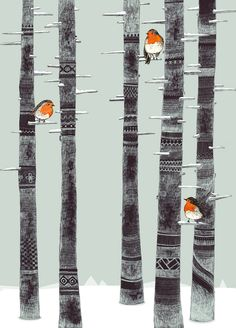 Robins.
