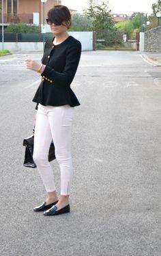 pink black bonton outfit