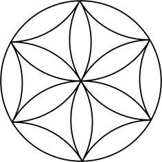 Flower of life triangular-arccircle.svg
