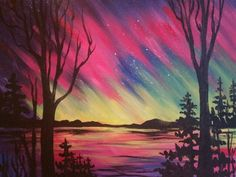 Search our event calendar and find a Paint Nite event near Portland, OR