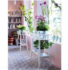 Back in Stock: Our Favorite Ikea Plant Stand Gardenista