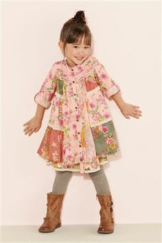 Buy Pink Patched Tunic (3mths-6yrs) from the Next UK online shop