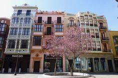 Edificios modernistas de Zamora, parte de la Ruta Europea del Modernismo