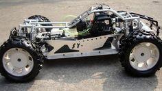 Fully Aluminium 1/5 Buggy