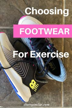 What shoes should you wear for exercise? This article explains what to look for so you can exercise safely and in comfort. Walking Shoes, Running Shoes, Low Intensity Cardio, Breaking In Shoes, Night Sweats, Old Shoes, Cycling Shoes, Workout Shoes, Hot Flashes