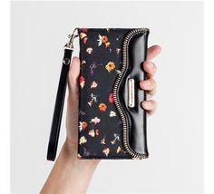 Case-Mate Rebecca Minkoff iPhone 6 Plus Botanical Floral Folio Case