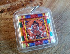 Sungma Hayagriva - Cordão de Proteção - Budismo Tibetano