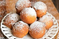 Easy Ricotta Doughnuts 1 from willcookforsmiles.com