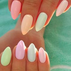 Summer is finally here! It's time to warm up from the winter and spring season and get your summer nails on. This is why we found 35 of the best summer nails. These summer nails are so hot right now! When it comes to summer nails, you need to make sure your finger and toes are done to perfection.