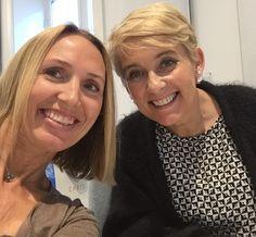 HR-avdelingen Trude Hov Sørensen (direktør) og Trine M.Elden (rekrutteringsansvarlig) Raising