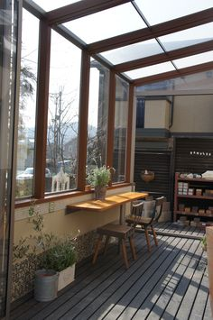I wish I want a Garden Room