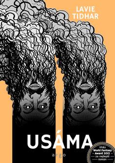 Usáma (Osama) by Lavie Tidhar, Argo, Czech, 2017