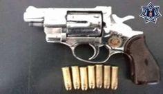 Reporta SSPO tres detenciones por presunta violación a la ley federal de uso de armas de fuego
