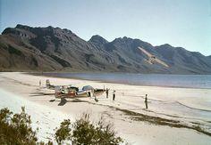 Lake Pedder Tasmania before it was flooded