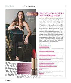 Entrevista a África de Barbarella en la revista Ultimate (enero 2012)  http://www.barbarella.es/tiendabarbarella/