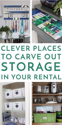 Carving Out Creative Storage-Title Image