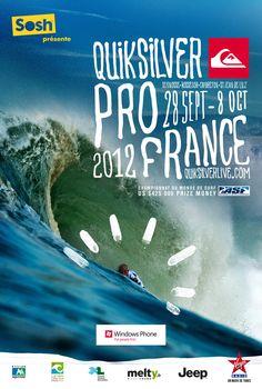 affiche-quiksilver-pro-france2012