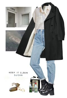 """""""clean"""" by paper-freckles ❤ liked on Polyvore featuring Urban Outfitters"""