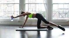 Ćwiczenie ❤️ ABS na nogi, pośladki i ręce :) Poszukaj… na Stylowi.pl