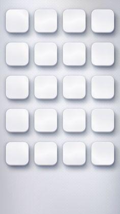 iPhone 5 icon skin