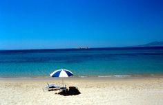 #Plaka #beach #Naxos #Cyclades #Summer  Photo on www.truenaxos.com