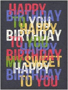 Happy Birthday to meeeee!