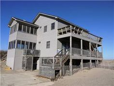 Vacation oceanfront in this gorgeous 5 bedroom/3 bathroom home offering beautiful ocean views! You're sure to enjoy this lovely home with well ...