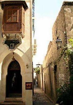 Los arquitectos en la ciudad de Alepo                                                                                                                                                                                 Más