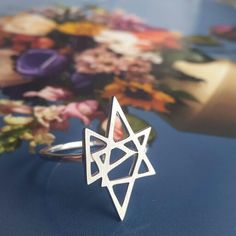 Atria Ring - Inspired by the Atria star