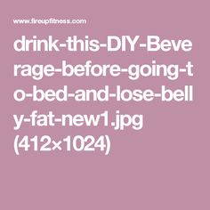 Beverages, Drinks, Lose Belly Fat, Lost, Diy, Drinking, Belly Fat Loss, Bricolage, Drink