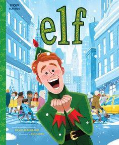 Christmas Books For Kids, Merry Christmas, Christmas Holidays, Xmas, Christmas Yard, Funny Christmas, Christmas Movies, Christmas Decor, Buddy Go