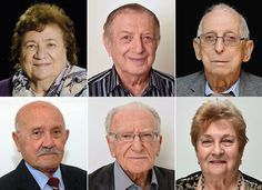 Online now: the incredible stories of the six Holocaust survivors chosen to light torches at the opening ceremony marking Holocaust Martyr's and Heroes' Remembrance Day 2015 Jewish History, European History, Shock And Awe, Remembrance Day, Influential People, Opening Ceremony