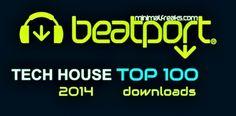 Tech House Top 100 September 2014 » Minimal Freaks