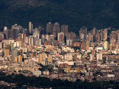 Skyline de Bucaramanga - Colombia