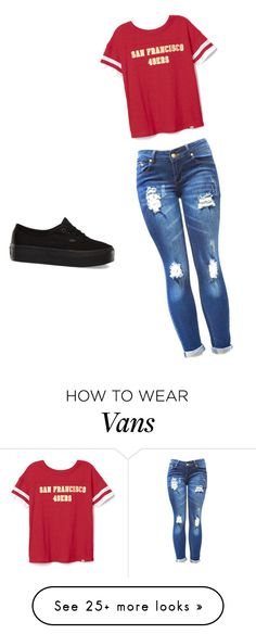"""Untitled #63"" by natalyalife on Polyvore featuring Vans"
