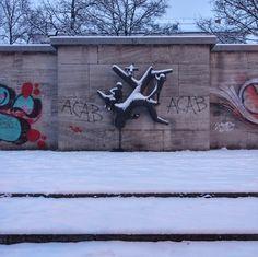 munich | germany | münchen | deutschland | giesing | winter an der ichostraße