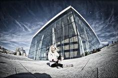 Oslo portrait by Tomasz Cieślak on 500px
