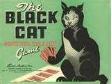 vintage halloween games -