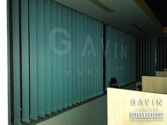 vertical blinds dengan pilihan warna menarik Gorden Kantor Minimalis Untuk Ruang Kantor Nyaman Gorden kantor minimalis merupakan model gorden terbaru yang sudah banyak digunakan pada gedung perkant…