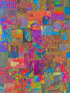 Wᴀʟʟ ɪɴsᴘᴏ 🌈 in 2020 Indie room decor Photo wall collage Indie bedroom