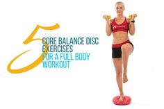 Are you ready to advance your workouts for better results without heavy weights? The Core Balance Disc is a perfect stepping stone to add intensity to your workouts b...